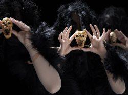 The Howling Girls, Photo by Zan WImberley
