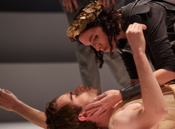 The Rape of Lucretia, Photo by Zan Wimberley